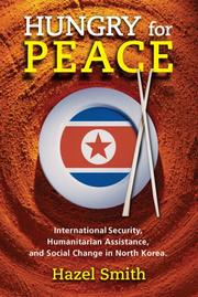 Hungry for Peace by Hazel Smith