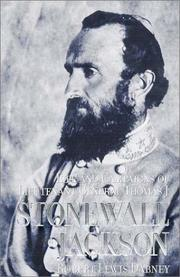 Cover of: Life and Campaigns of Stonewall Jackson (Battlefield Evangelism)