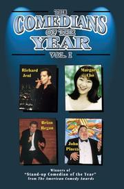 Cover of: The Comedians of the Year | Margaret Cho