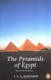Cover of: The pyramids of Egypt