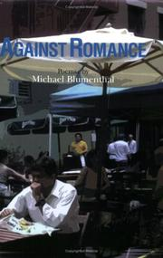 Cover of: Against romance