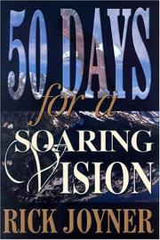 Cover of: Fifty days for a soaring vision