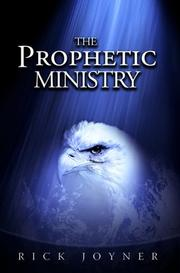 Cover of: The Prophetic Ministry