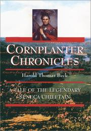 Cover of: Cornplanter chronicles