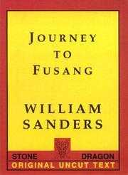 Cover of: Journey to Fusang