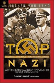 Cover of: Top Nazi: Karl Wolff