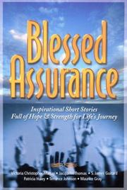 Cover of: Blessed Assurance: Inspirational Short Stories Full of Hope & Strength for Life's Journey