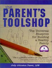 Cover of: The parent's toolshop