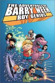 Cover of: The adventures of Barry Ween, boy genius