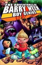 Cover of: The Adventures of Barry Ween Boy Genius 3