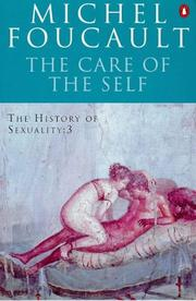 Cover of: The History of Sexuality