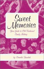 Cover of: Sweet Memories | Daniela Turudich