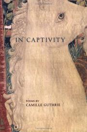 Cover of: In Captivity | Camille Guthrie