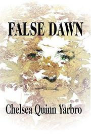 Cover of: False dawn: science fiction