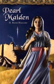 Cover of: Pearl-Maiden: a tale of the fall of Jerusalem