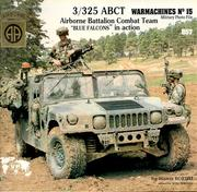 Cover of: Warmachines No. 15 - 3/325 ABCT Blue Falcons | François Verlinden