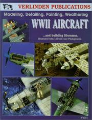 Cover of: WWII Aircraft | François Verlinden