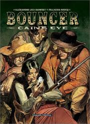 Cover of: Bouncer | Alexandro Jodorowsky