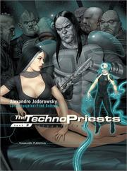 Cover of: The Techno Priests - Book 3 - Planeta Games
