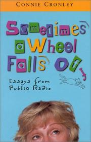 Cover of: Sometimes a wheel falls off | Connie Cronley
