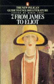 Cover of: From James to Eliot (Guide to English Lit)