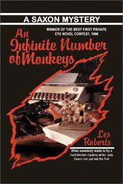 Cover of: An infinite number of monkeys