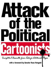 Cover of: Attack Of The Political Cartoonists | J.P. Trostle