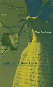 Cover of: Inside the yellow dress