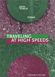 Cover of: Traveling at high speeds
