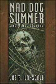 Cover of: Mad Dog Summer and Other Stories