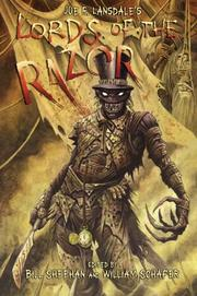Cover of: Lords of the Razor