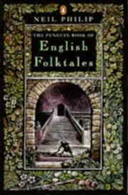 Cover of: The Penguin Book of English Folktales | Philip, Neil.