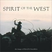 Cover of: Spirit of the West | David R. Stoecklein