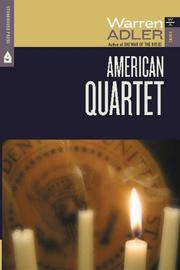 Cover of: American Quartet (Fiona Fitzgerald Mysteries)
