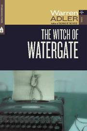 Cover of: The Witch of Watergate (Fiona Fitzgerald Mysteries)