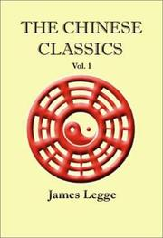 Cover of: The Chinese classics