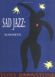 Cover of: Sad jazz: Sonnets