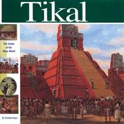 Cover of: Tikal