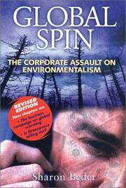 Cover of: Global spin | Sharon Beder