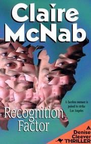 Cover of: Recognition factor