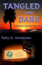 Cover of: Tangled and Dark (Brenda Strange Mysteries)