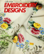 Cover of: Creative Embroidery Designs | Ondorisha