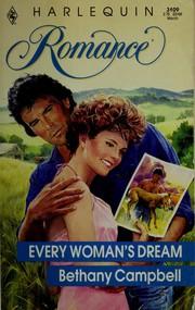 Every Woman's Dream (EasyRead Print)  (Harlequin Romance #3109)