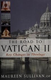 The road to Vatican II