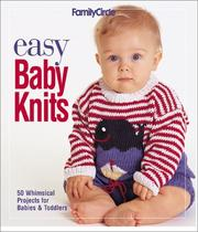 Cover of: Family Circle: Easy Baby Knits | Trisha Malcolm