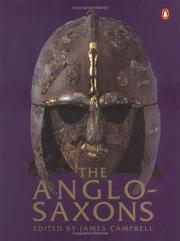 Cover of: The Anglo-Saxons | Campbell, James