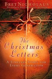 Cover of: The Christmas Letters | Bret Nicholaus