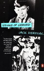Cover of: Visions of Gerard