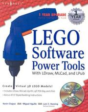 Cover of: LEGO software power tools by