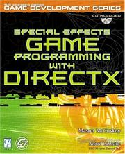 Special Effects Game Programming with DirectX w/CD (The Premier Press Game Development Series)